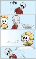 Undertale green Page 24 by FlamingReaperComic