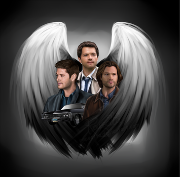 Team Free Will by Rousetta