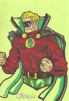 Alan Scott by cmkasmar