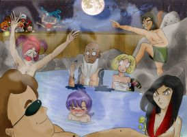 Onsen - The Final Frontier? by TeddiUrsa