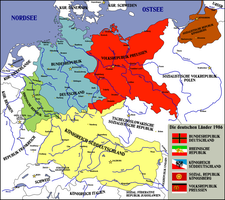 Alternate Post WW2 Germany by Sapiento
