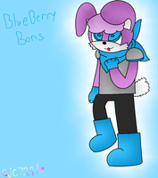 BlueBerry Bons {Request #26} by cjc728
