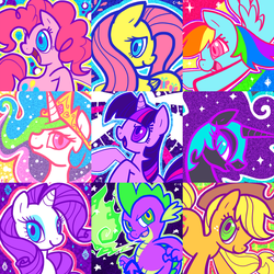 I HERD You Like Ponies by crayon-chewer