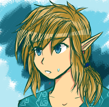 Link is allowed to be feminine by Hyrulian-Creed