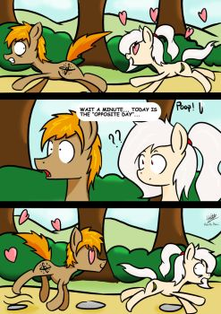 Opposite Day~ by Prosterguy