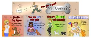 Are You A Good Pet Owner? by Kittensoft