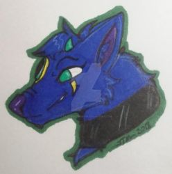 Pulsar (Close as i could!) headshot! by TatterTotMinion