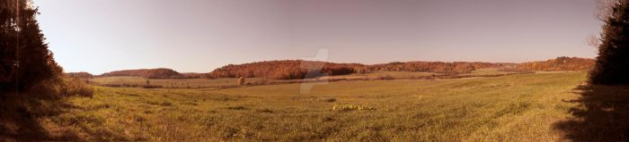 Country Panorama by MeltingLiquid