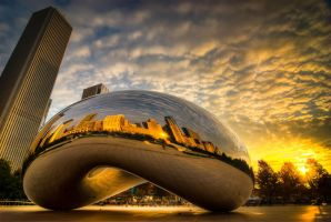 Chicago, rise of light FS by alierturk