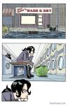 Wash Cycle Page 1 by TheSteveYurko