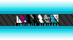 Infinity Strikers: YouTube Banner by Camshep