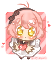 Tiny Pink Love [REQUESTS CLOSED] by CuteNikeChan
