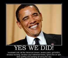 Yes We Did by James-Galt