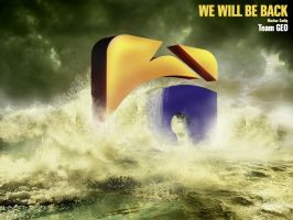 We will be back by mazhear