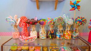 Sweets boutique 1/6 scale by LittlestSweetShop
