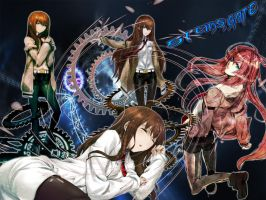 Steins Gate BG 2 by XshyartinX