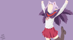 Lilac (Recovery of an MMO Junkie) Minimalist by MinimalistJunky