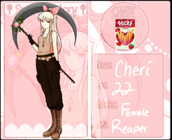 SF: Cheri (updated) by Na0my