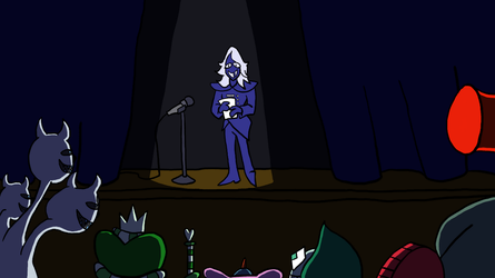 Hittedest or Missedeth - A Deltarune Animation by AniMerrill