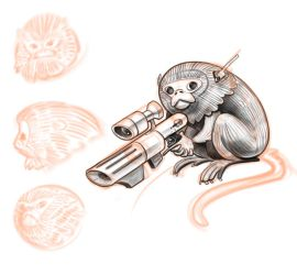 25 Marmoset by the-art-of-B