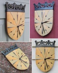 Wall clock 1 by Astalo