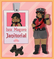 Sweets Factory App: Isra Magoro by JackalPops