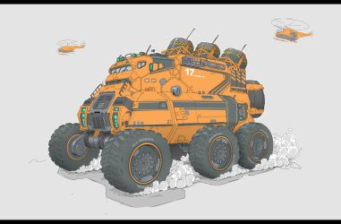 Rover by JonathanDufresne