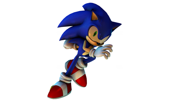 Another Sonic Recreation by Somarix