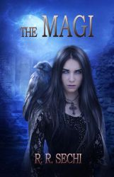 Book cover - The Magi by R.R. Sechi by CathleenTarawhiti
