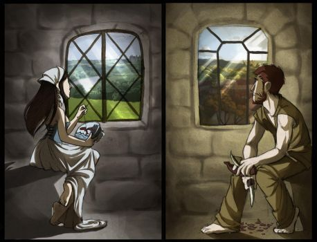 Longing for Riverrun by poly-m