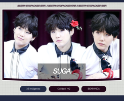 Photopack 21133 - Suga (BTS) by southsidepngs