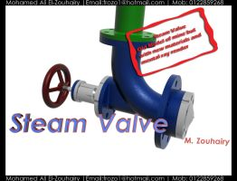 Steam Valve by Zouhairy