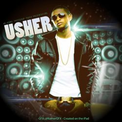 Usher Cover by Numbaz