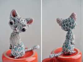 snow leopard kitty by da-bu-di-bu-da