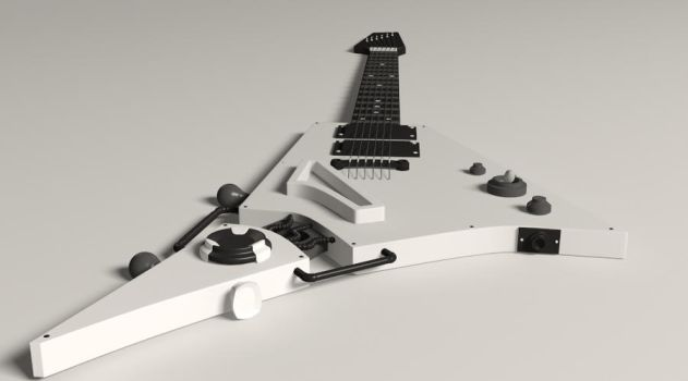 Guitar by Abizar Sabuwala by ABIFRIEND