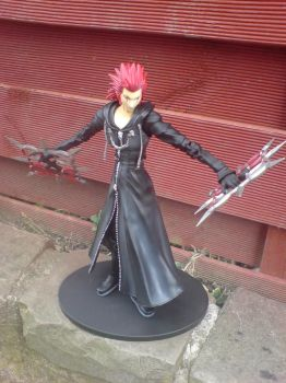 Axel Kingdom Hearts by l3xxybaby