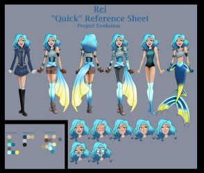 Rei *Quick* Reference Sheet (OUTDATED) by natashaZM