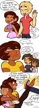 Kevin Overreacts by PrincessCallyie
