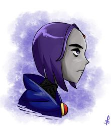 Raven by GumlBall