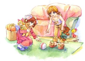 Game by Maria-Sandary