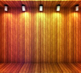 Wooden wall background by jesse
