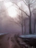 The Road to Winter by ReinNomm