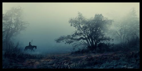 A Meeting in the Fog by ReneAigner