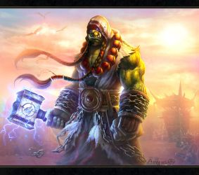 Thrall by yichenglong1985
