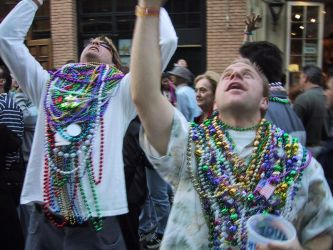 New Orleans - Mardi Gras by marcvance