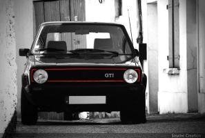 Golf GTI by SourireCreation