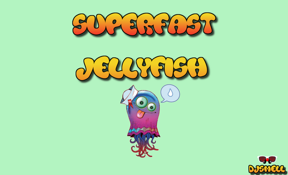 Superfast Jellyfish Cover by djsmell