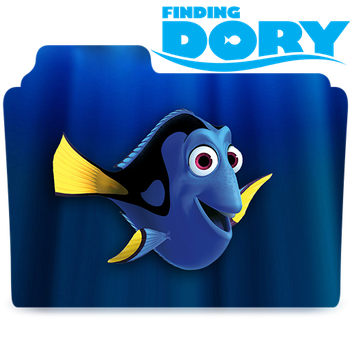 Finding Dory 2 by topmeasure