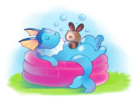 Bubbles for Sentret