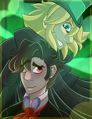 The Rogue Scientist by Dragon-Scratch